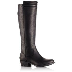 Sorel Danica Tall Boot - Black - Sz 6.5
